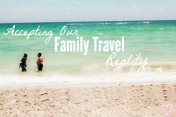 booking family travel, family travel, mixed family, travel with young kids