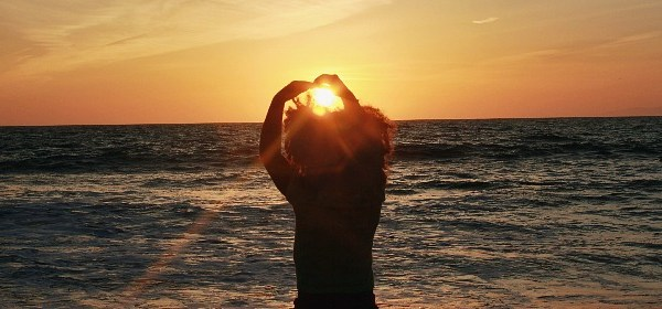 california beach girl