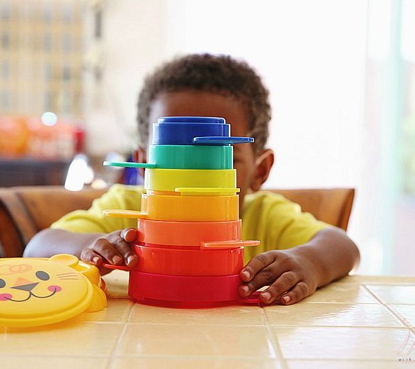 Playskool Stack n Stow Cups Toddler Toy Review