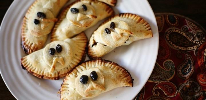 Raisin & Apple Empanadas