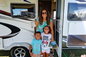 Our First Visit To The California RV Show