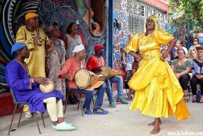 Callejon de Hamel: Afro-Cuban Culture in Central Havana