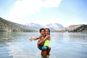 Finding Summer Bliss on June Lake: Mammoth Lakes with Kids