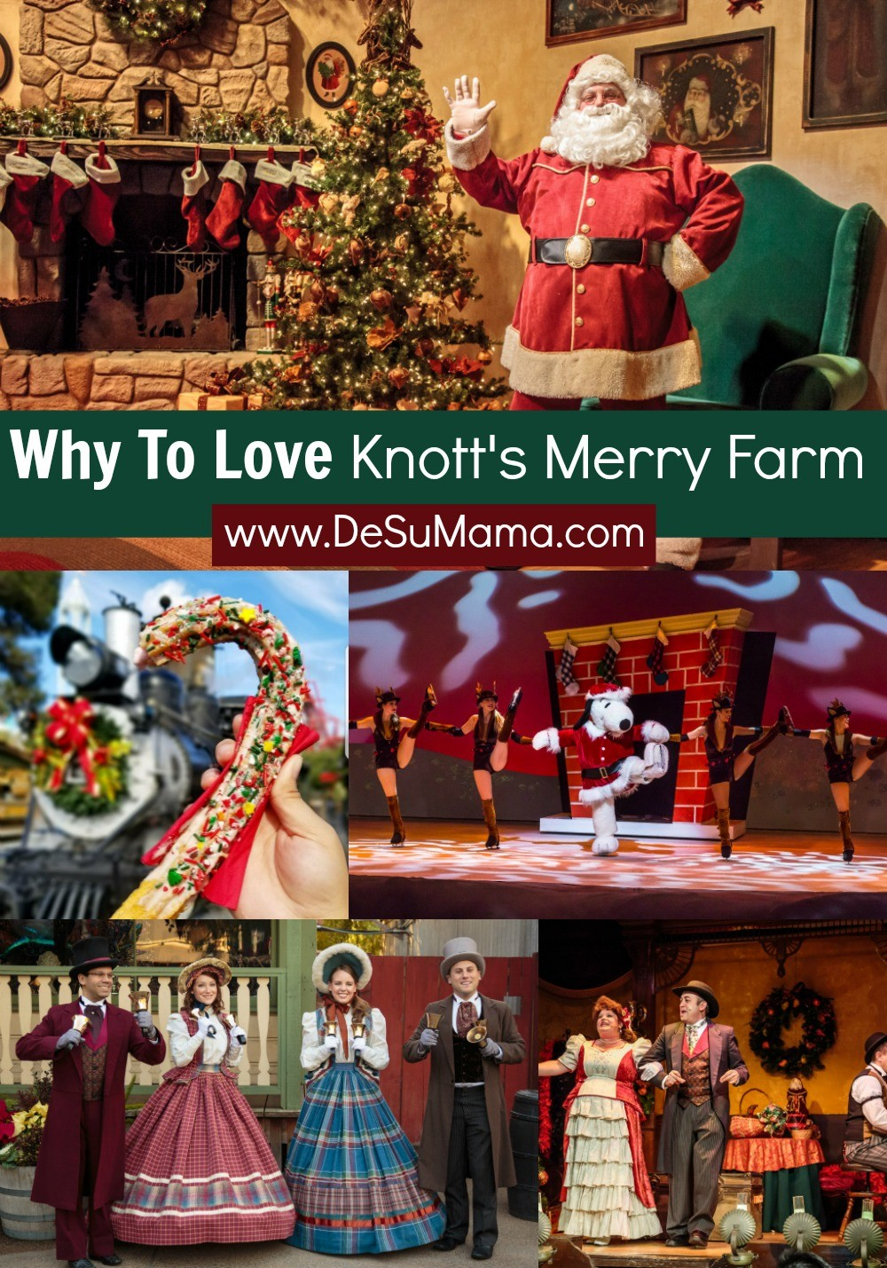 knotts merry farm with kids by latina travel blogger in so cal
