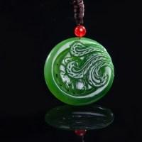 Jade, símbolo de pureza y serenidad