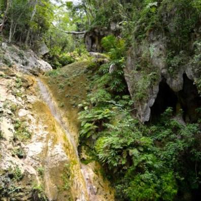 Wasserfall Kuba