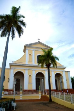 Kirche Trinidad Kuba