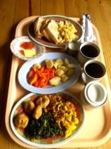 Frühstück Jamaika