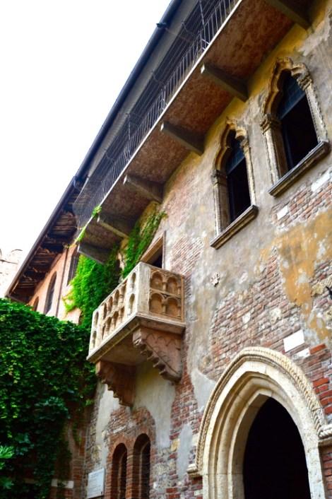 Juli Balkon Verona