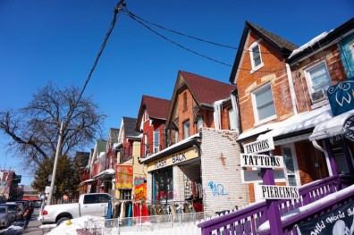 Kensington Markt Toronto