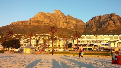 Leben in Kapstadt