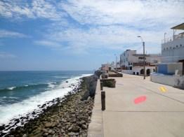 Punta Hermosa in Lima