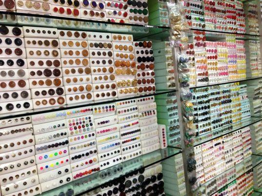 Fabric Market Shanghai