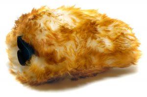 Lambswool mitt