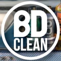 BD Clean logo