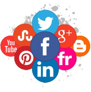 Using social media marketing