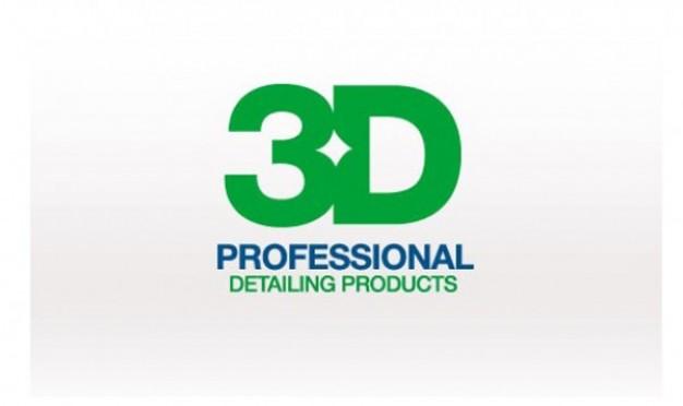 3D International logo