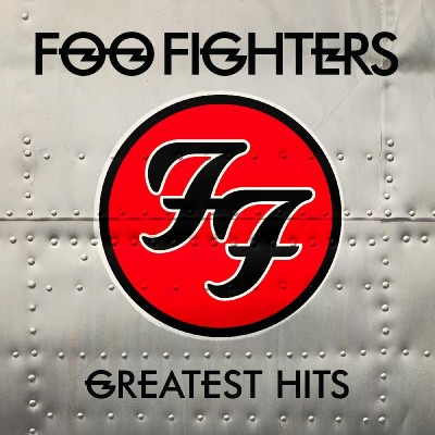 Foo Fighters Greatest Hits Album Cover