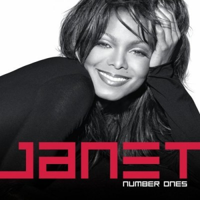 Janet Jackson - Number Ones Album Cover