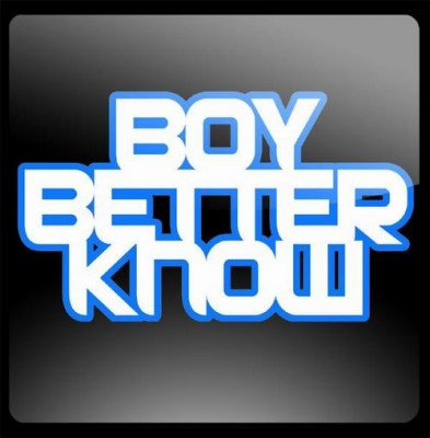 Boy Better Know Goin' In Single