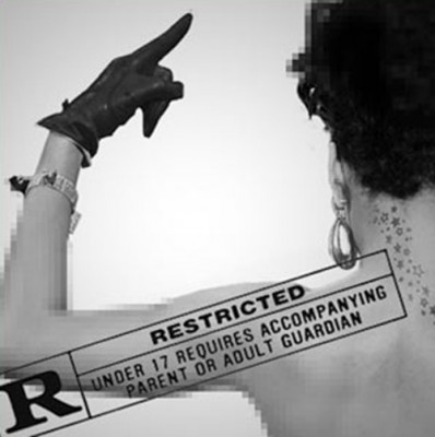 Rihanna Cold Case Love Rated R