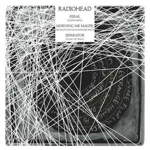 Radiohead Separator Four Tet Remix