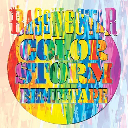 Bassnectar Color Storm