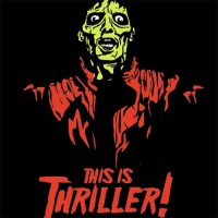 Michael Jackson - Thriller (Wick-it Remix)