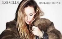 Jess Mills Pixelated People