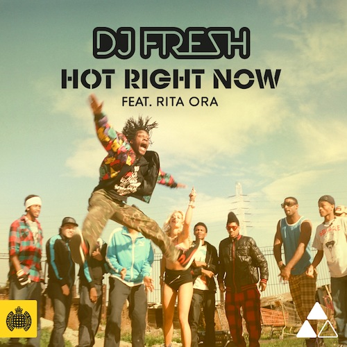 DJ Fresh Hot Right Now Camo Krooked Remix