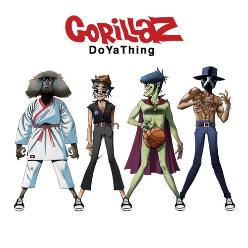 Gorillaz Do Ya Thing