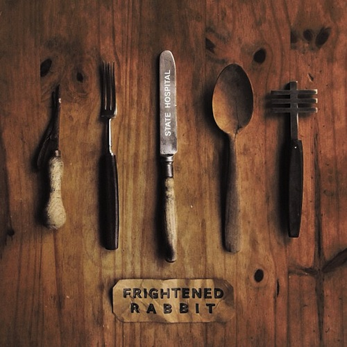 Frightened Rabbit State Hospital Best Songs of 2012