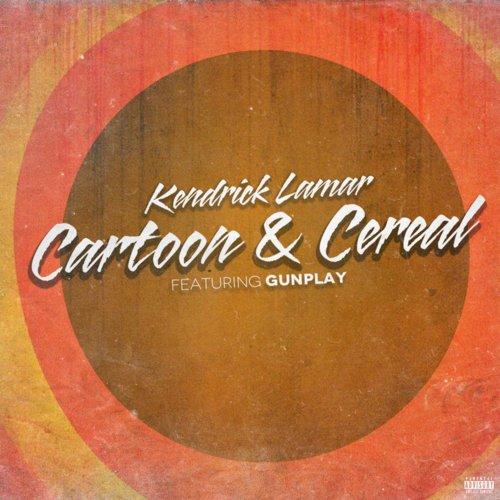 Kendrick Lamar Cartoon & Cereal
