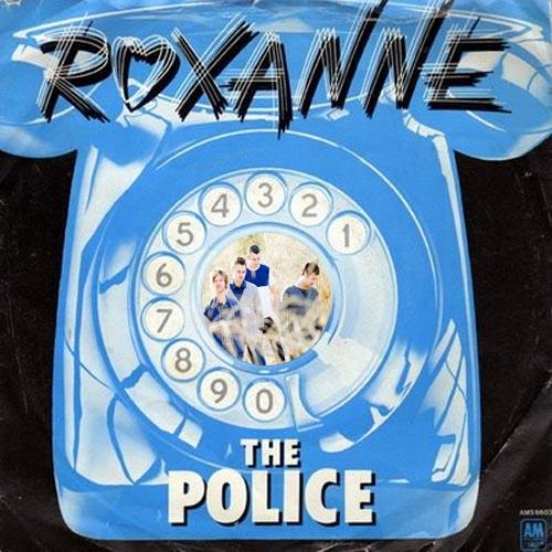 Strange Talk Roxanne The Police Cover