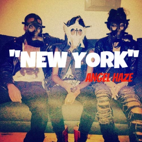 Angel Haze New York