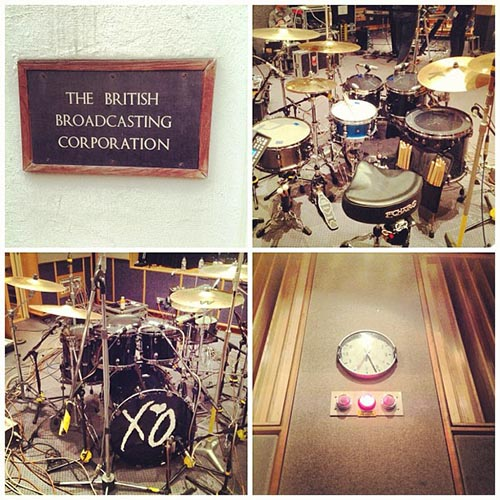 The Weeknd Maida Vale