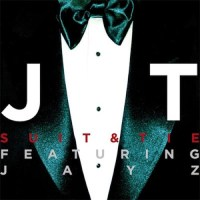 Justin Timberlake Suit Tie