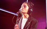 Jessie Ware Live Lounge 2013