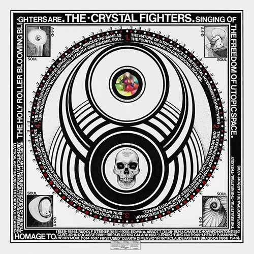 Crystal Fighters LA Calling