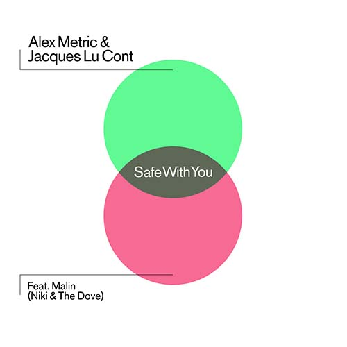 Alex Metric Jacques Lu Cont Malin Safe With You