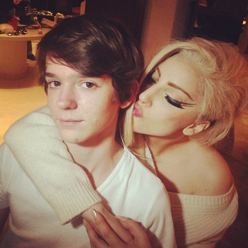 Lady Gaga Mary Jane Holland Madeon