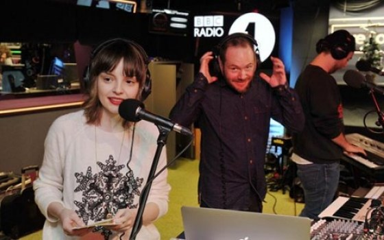 CHVRCHES Stay Another Day East 17 Cover