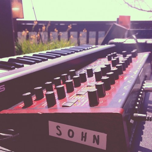 Sohn Live Lounge