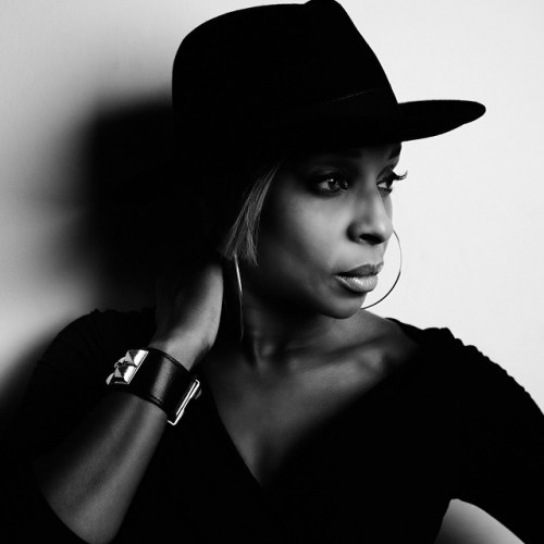 Mary J Blige London Sessions