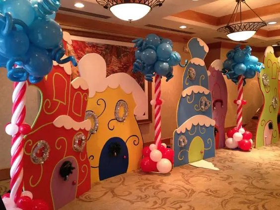 Oh, the Places You'll Go - to Party! - Details Party Designs