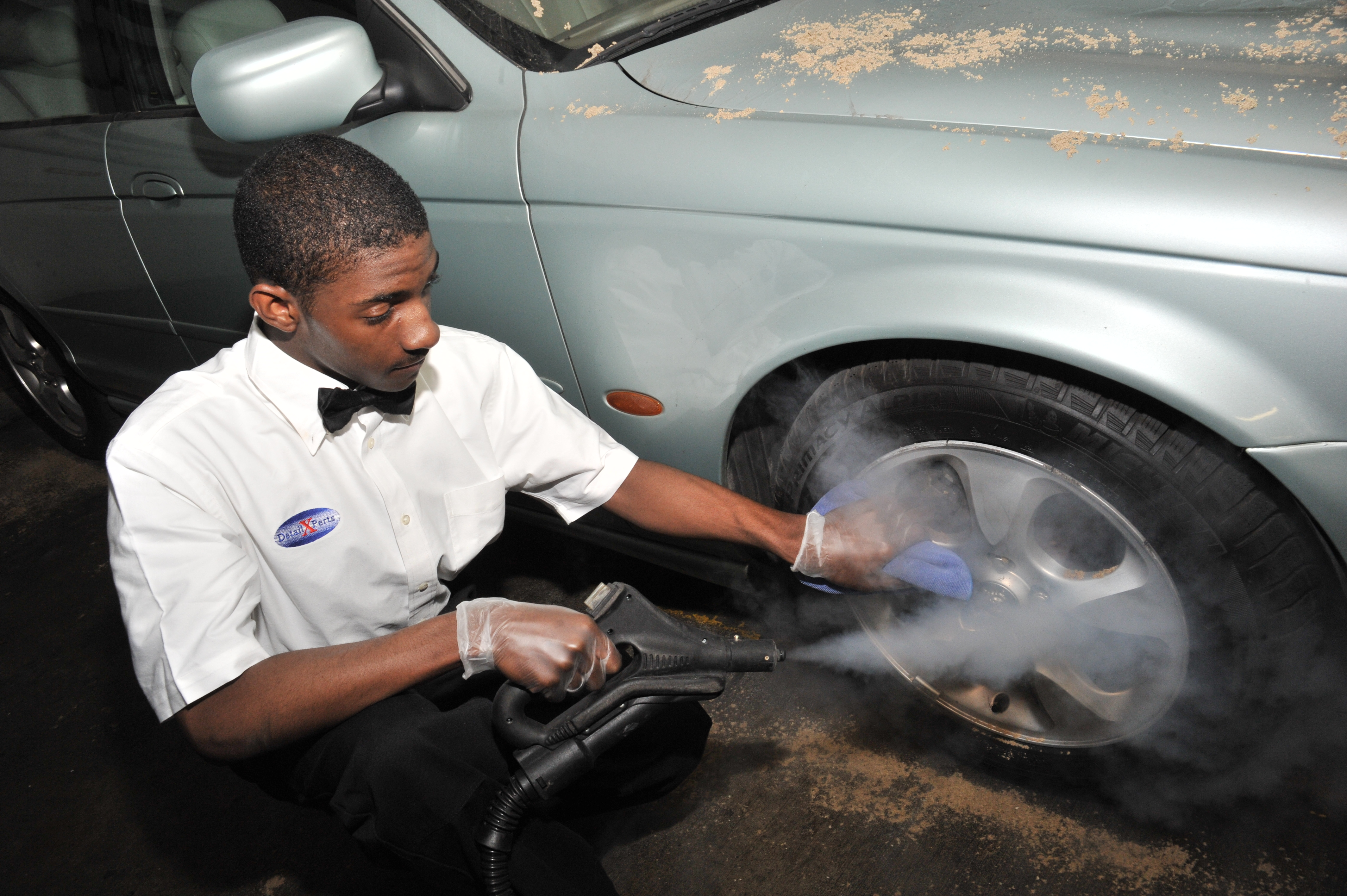 Steam Clean Your Car Exterior In 5 Easy Steps