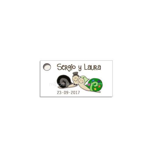 Etiqueta Detalle Boda - B630154H