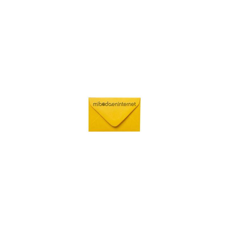 Sobre pequeño Amarillo Huevo - SWP34