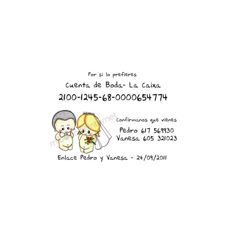 Tarjeta de Datos - B641202