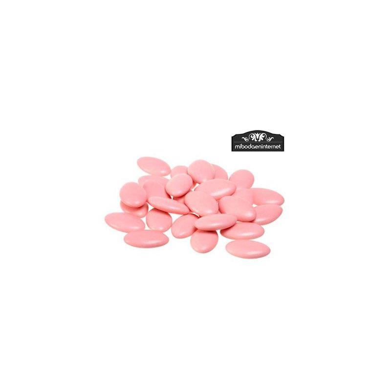 Peladillas Chocolate Rosa 25 uds